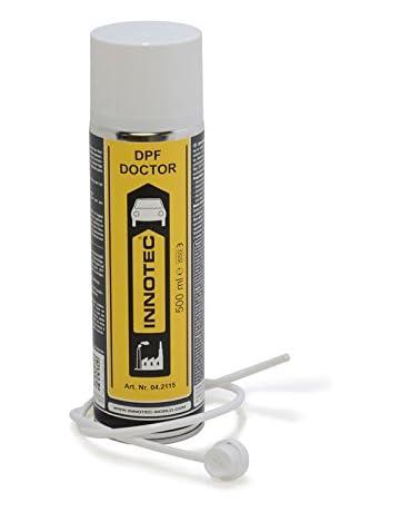 Innotec DPF Doctor Limpiador de filtro de partículas diésel, ...