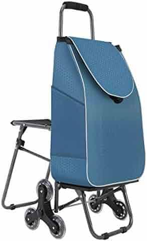 Household Seats Bronze Trolley Shopping Waterproof Bags