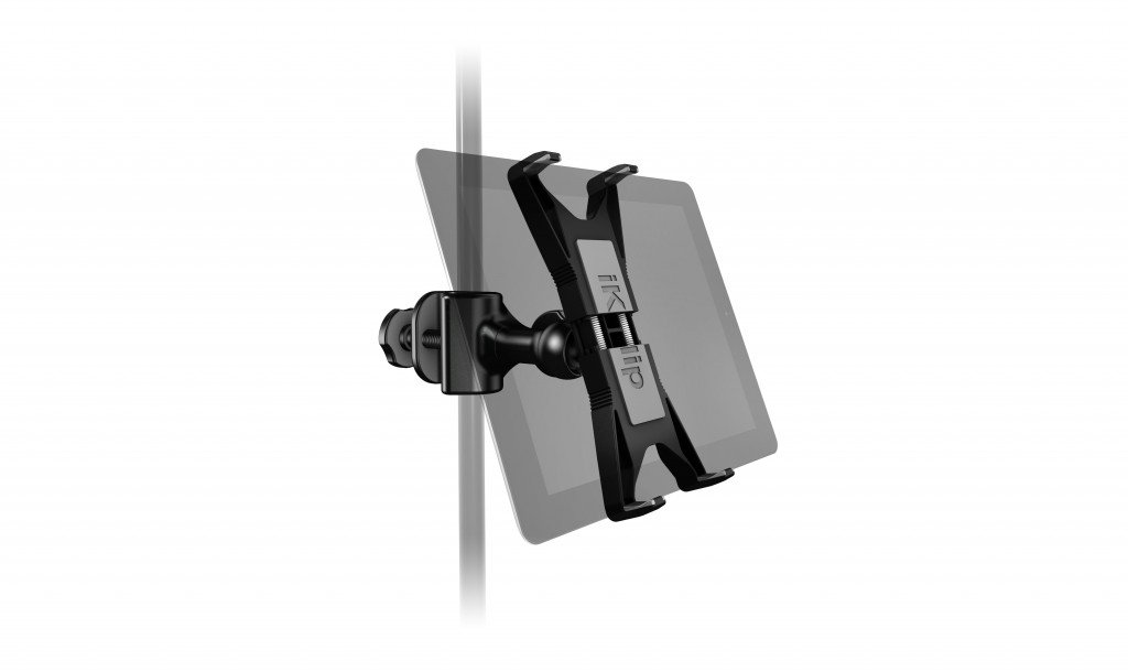 IK Multimedia iKlip Xpand universal mic stand support for iPad and tablets by IK Multimedia (Image #8)
