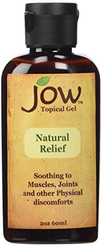 Jow Liniment- All Natural Ingredients - Topical Spray, Soothing to Muscles, Joints and Other Physical Discomforts