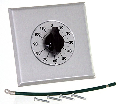 HPC Commercial Outdoor 2 Hour Automatic Shut Off Timer (Fire Automatic Pit)