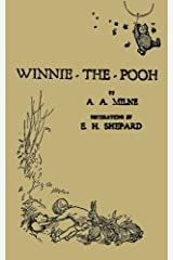 Winnie-the-Pooh, the Original Version Paperback