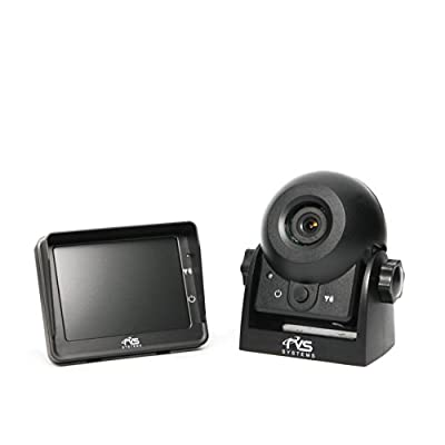 Rear View Safety RVS-83112 Video Camera with 3.5-Inch LCD (Black) from Rear View Safety Inc