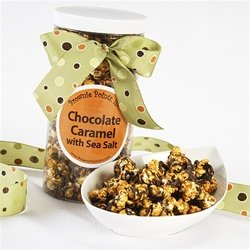 Posh Popcorn - Chocolate Caramel Sea Salt (Brownie Points Popcorn compare prices)