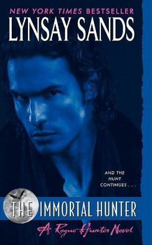 book cover of The Immortal Hunter