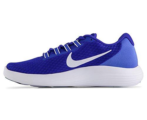 Nike Kvinner Lunarconverge 852469 400 Ordnet Blå / Hvit