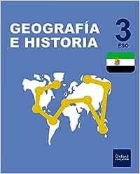 Inicia Dual Geografía e Historia 3.º ESO. Libro del Alumno
