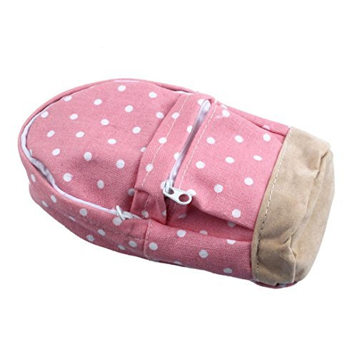 waygo New Fashion Mini School Bag Pen Fall Leinwand Bleistift Fall Kinder