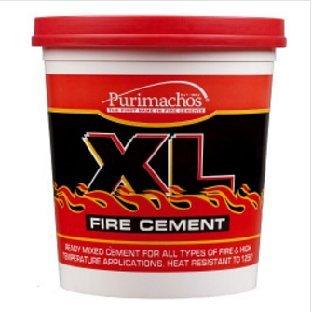 Everbuild XL Ciment ré fractaire 1 kg