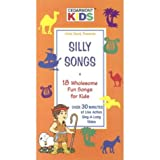 Cedarmont Kids Silly Songs: 18 Wholesome Fun Songs for Kids (Over 30 Minutes of Live Action Sing-A-Long Video)