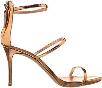 Giuseppe Zanotti Womens I700050 I700050 Gold Size: 7.5