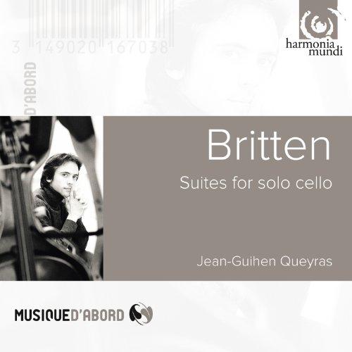 Britten: Suites for Solo Cello (Britten Cello Suites)