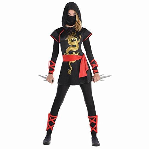 Ultimate Ninja Costume - Teen Small