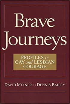 Book Brave Journeys: Profiles in Gay and Lesbian Courage