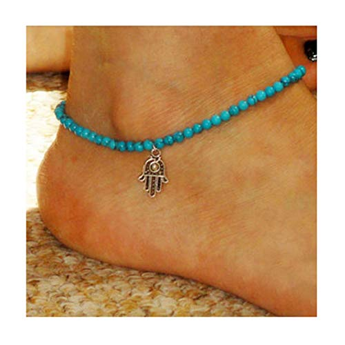 CanB Turquoise Anklets...