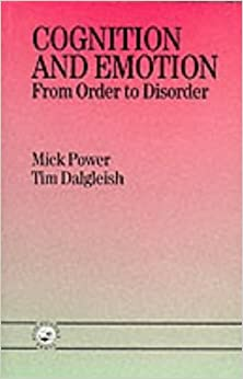 Book Cognition and Emotion: From Order to Disorder