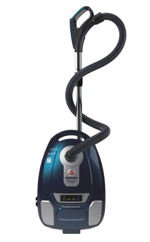 Hoover Optimum OP60ALG - Aspirador con bolsa, con accesorio especial para alergias y mascotas, 450 W, color azul: Hoover: Amazon.es: Hogar