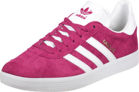 Rosa Adulto Unisex Zapatillas Gazelle Blanco Adidas Originals wn6Cgxq0XA