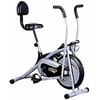 Body Gym Air Bike Platinum Dx, Gym Bike and Exercise Bike