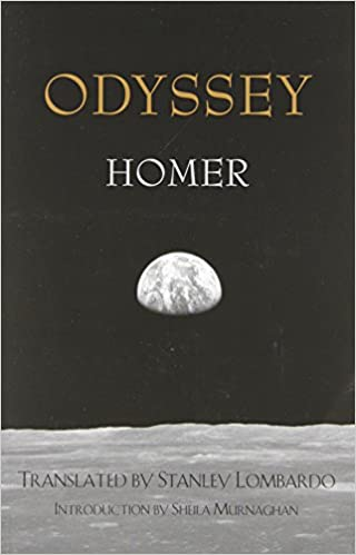 Amazon Odyssey 9780872204843 Homer Stanley Lombardo Books