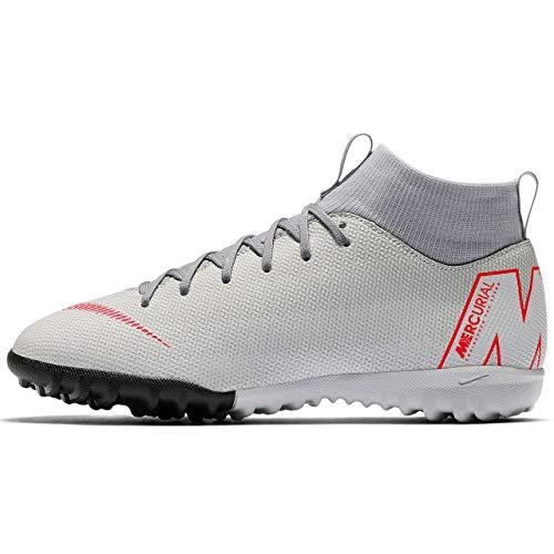 Gs Adulte Academy Tf 6 Chaussures Platinum Nike 060 Multicolore De Pure Lt Grey Futsal wolf Crimson Jr Mixte Superfly xEXtqtIv