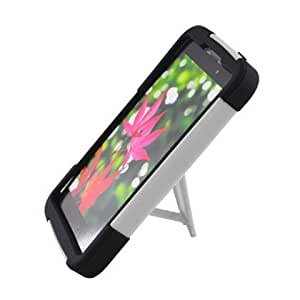 Aimo Wireless AL960CPCMX028S Guerilla Armor Hybrid Case with Kickstand for Alcatel Authority/One Touch Ultra -...