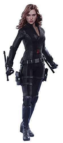 Hot Toys Marvel Captain America Civil War Black Widow 1/6 Scale Figure -