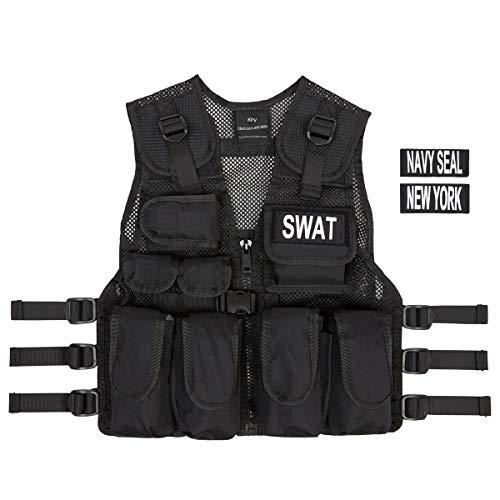 Kids SWAT, Navy Seal, New York Black