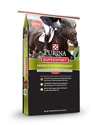 Purina Supersport Amino Acid Horse Supplement, 25 lb Bag by Purina