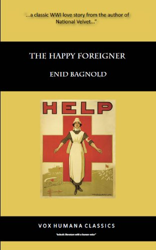 book cover of The Happy Foreigner