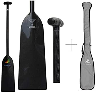 ZJ Sport IDBF Approved Carbon Fiber Dragon Boat Paddle with T Handle