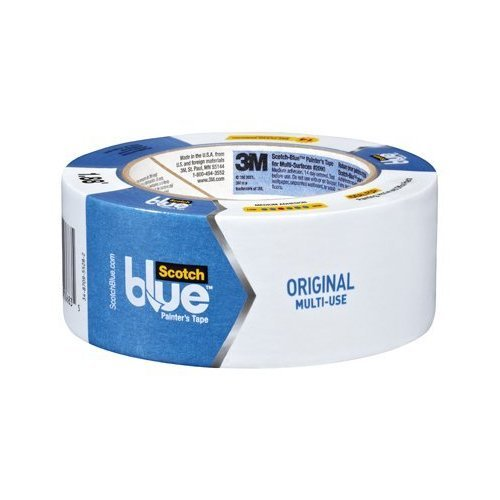 051115036835 - ScotchBlue Painter's Tape, Multi-Use, 1.88-Inch by 60-Yard, 1 Roll carousel main 1