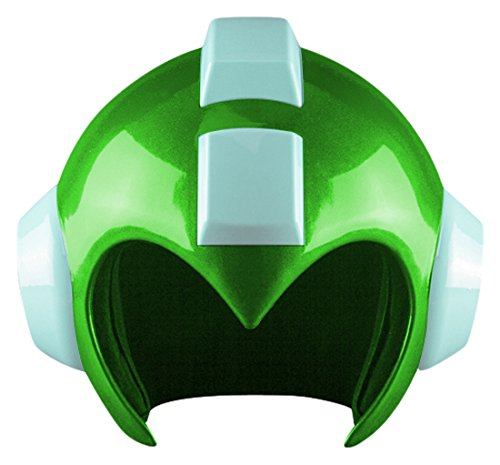 Capcom Green Mega Man Wearable Helmet Mega Man -