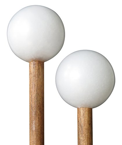 Energy Set Chime (Timber Drum Co. T2HP, MADE IN U.S.A. Pair of Hard Polymer Mallets for Energy Chime, Xylophone, Wood Block, and Bells)