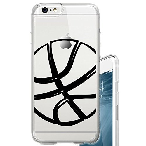 iPhone Basketball Translucent Transparent Pattern product image
