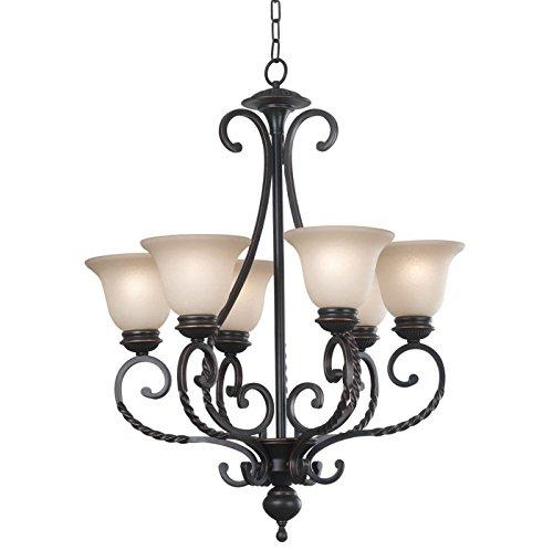 kenroy Home 10196ORB 6 Light Chandelier product image