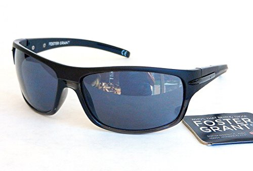 Foster Grant Mens Scratch Resistant Sunglasses (1300) 100% UVA & UVB Protection+ FREE BONUS MICROSUEDE CLEANING CLOTH (Grant Foster Sunglasses Polarized)