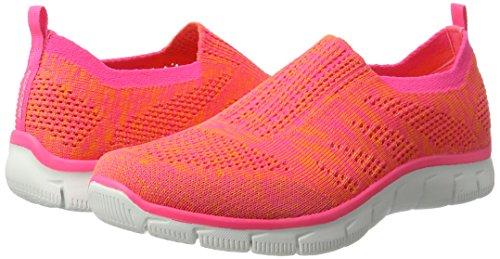 Skechers Zapatillas Mujer orhp Empire Para Look Naranja inside rfrxpq