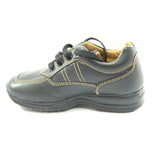 Geox - Geox Zapatos Niño Negro J Happy A H2 Negro