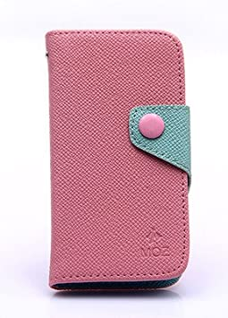 Samsung Galaxy S3 Case,KolorFish iMini Business Wallet Leather Flip Case Cover for Samsung Galaxy S3 Pink Mobile Phone Cases & Covers at amazon