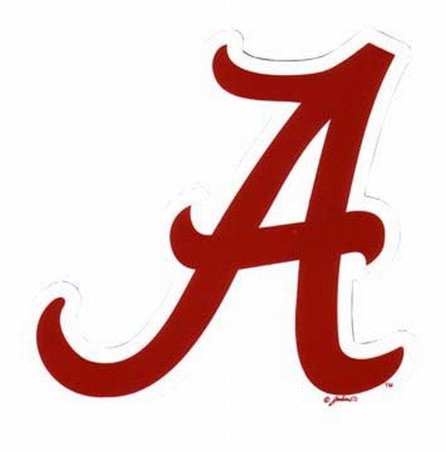 (NCAA Alabama Crimson Tide Car Magnet