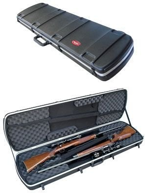 (SKB Hunter Series Double Rifle Case)