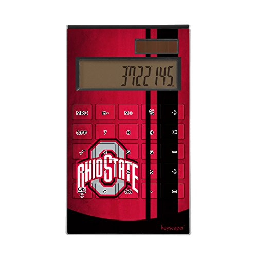 Keyscaper Ohio State University Desktop Calculator NCAA