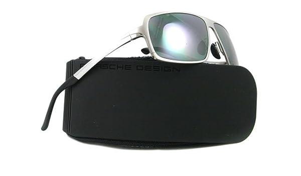 Porsche Design P8495 Gafas de sol, Color Titanio/plateado ...