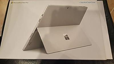 """Microsoft Surface Pro 4 - 12.3"""" - 128GB - Intel Core m3 - Bundle with Keyboard ,Silver"""