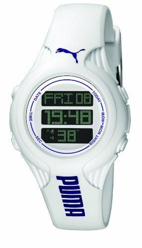 Puma Damen Armbanduhr Digital Plastik PU910782001: