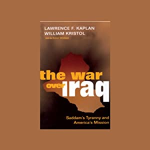 The War Over Iraq Audiobook