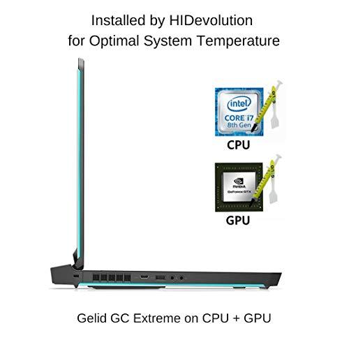 Compare HIDevolution Alienware 15 R4 (AW15R4-8750-1060-BK-HID4) vs other laptops