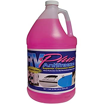 Amazon.com: Camco 30767 Freeze Ban-50 Antifreeze - Single