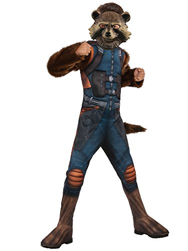 Guardians of the Galaxy Vol. 2 - Rocket Deluxe Children's Costume S -